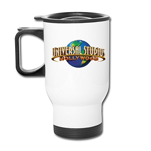 Superior Hollywood Universal Studios Logo Travel Mugs With