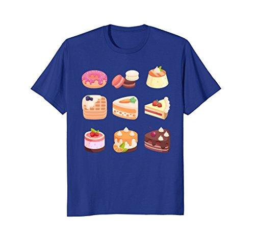 Yummy Cake Dessert Challenge T-Shirt