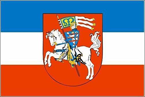 U24 Fahne Flagge Marburg Bootsflagge Premiumqualit/ät 20 x 30 cm