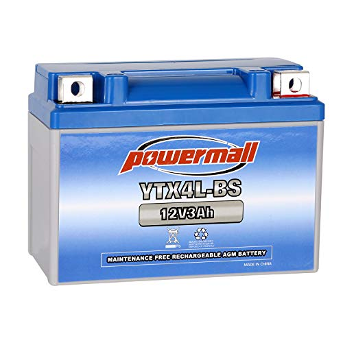 YTX4L BS Motorcycle Battery