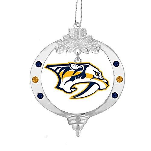 Logo Ornament (Nashville Predators Logo Christmas Ornament)