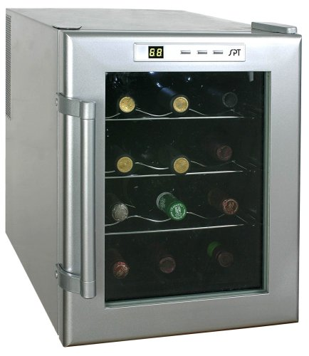Sunpentown WC-12 ThermoElectric 12-Bottle Wine Cooler ()