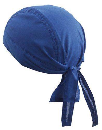 Myrtle Beach Bandana Kopftuch, Biker Hat, Piratentuch, 16 Farben Royal,1 St?ck