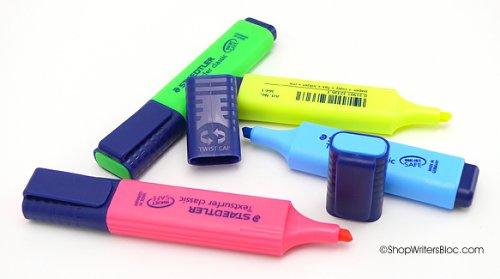 STAEDTLER Textsurfer Classic Highlighter - Pink Photo #2