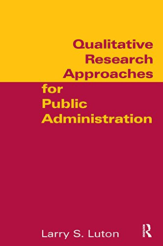 Download Qualitative Research Approaches for Public Administration Pdf