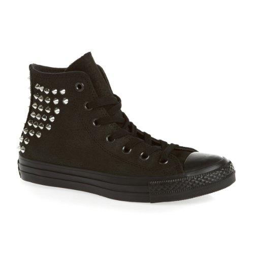 Converse Chuck Taylor Col Stud Hi 308271-54-12 - Zapatillas para mujer Negro