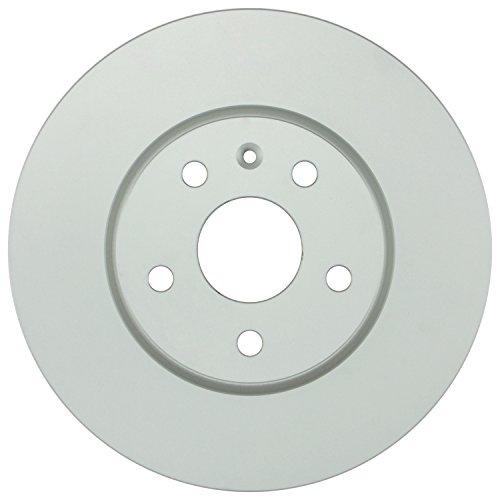 Bosch 25011437 QuietCast Premium Disc Brake Rotor For Buick: 2011-2015 Regal; Chevrolet: 2010-2016 Equinox, 2014-2015 Impala, 2017 Malibu; GMC: 2010-2016 Terrain; Saab: 2010-2011 9-5; Front ()