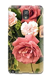 Series Skin Case Cover For Galaxy Note 3(flower)