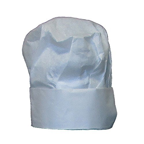 Cellucap 9 Inch Paper Chef Hat, 25 Pieces by Cellucap