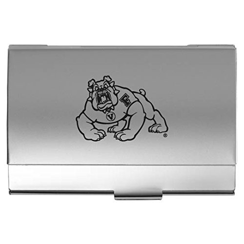 Fresno state bulldogs business card holders price compare for Business cards fresno ca