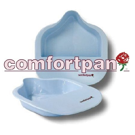 Bariatric Bedpan Comfortpan - Item Number 12BCS - 10 Each / Case by Church Products Inc.