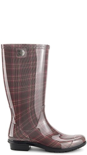 ugg-womens-shaye-plaid-diva-pink-boot-7-b-m