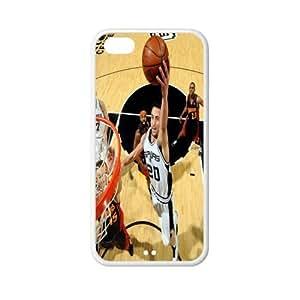 Exclusive Manu Ginobili plastic hard case skin cover for iPhone 5C AB939061
