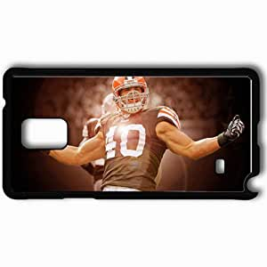 Personalized Samsung Note 4 Cell phone Case/Cover Skin 14623 blake griffin 1680x1050 Black