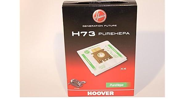 Hoover – Bolsa aspirador Hoover Athos -4-: Amazon.es: Hogar