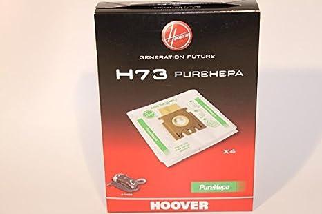 Hoover - Bolsa aspirador Hoover Athos -4-: Amazon.es ...