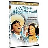 La Nina De La Mochila Azul