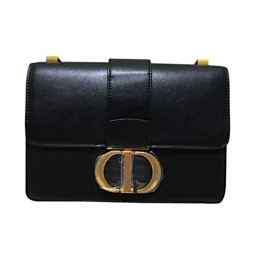 Womens 30 MONTAIGNE OBLIQUE BAG leather dior/bag