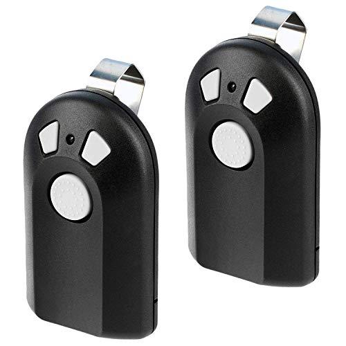 Highest Rated Garage Door Keypads & Remotes