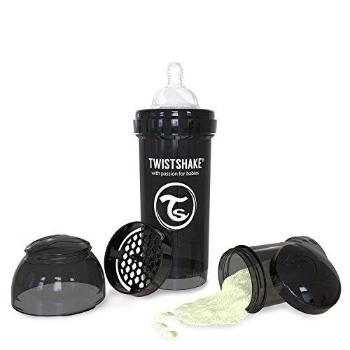 Twistshake Anti-Colic 260ml / 8oz Black