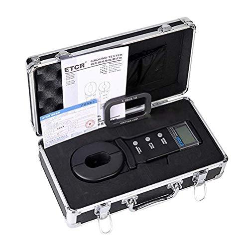 Digital meter- Ground Earth Resistance Meter Tester ,Digital Clamp Meter,with Data Storage Function Alarm System,Resistance Range: 0.01~1000Ω ETCR2000, Amp Ohm Volt Meter: Amazon.co.uk: DIY & Tools