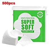 LANKOULI Super Soft Comfortable Face Cleaning Pad Facial Deep Cleansing Cotton Pad Cotton
