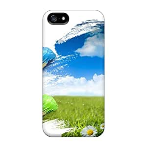 Fashion WdKHDZe1788unJMq Case Cover For Iphone 5/5s(field Drowning)