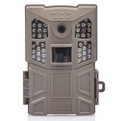 "【NEW VERSION】WOSPORTS Trail Camera 16MP 1080P Hunting Game Camera, Wildlife Camera with Upgraded 850nm IR LEDs Night Vision 65ft, 2.0""LCD for Home Security Wildlife Monitoring/Hunting (Trail Camera) Review"