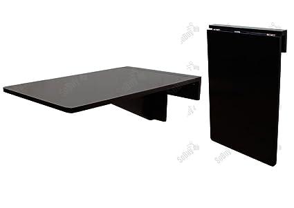Sobuy® fwt04 sch table murale rabattable en bois table pour les