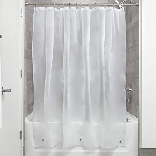 iDesign Vinyl Shower Liner