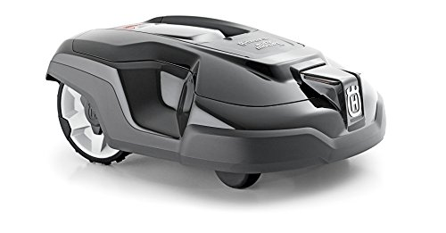 Husqvarna AM310 Robotic Lawn Mower with Install Kit