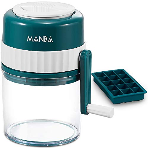 MANBA Manual Ice Shaver and Snow...