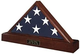 product image for Military Flag case and Pedestal Urn