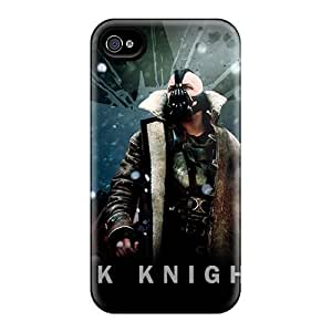 Iphone High Quality Tpu Case/ The Dark Knight Rises Official 2 SZE3484eqPi Case Cover For Iphone 4/4s