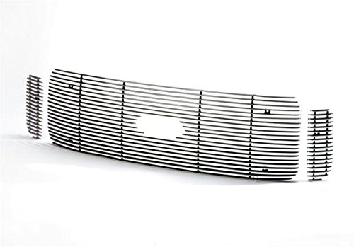 Putco Aluminum Shadow Billet Grille Overlay for 2003-2005 Chevy Silverado SS