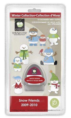 Cricut Snow Friends Cartridge