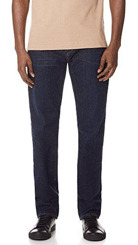 7 For All Mankind Men's Standard Straight Leg Jean, Forfeit, 34 (Mankind All For Seven Leg Straight)