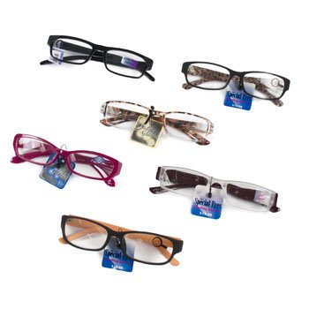 Amazon Reading Glasses 9 Asst Powers Metalplastic Frames In