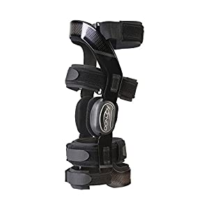 Donjoy Full Force Hinged Short Knee Brace - Ligament Cartilage Knee Support 32