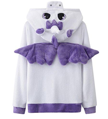 AooToo Unicorn Hoodie Sweatshirt for Girls Juniors Kids