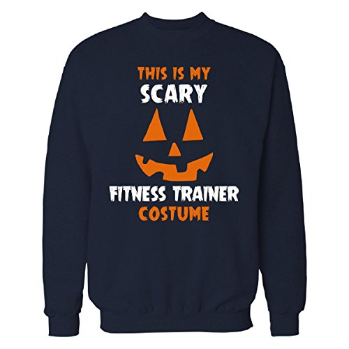 This Is My Scary Fitness Trainer Costume Halloween Gift - (Fitness Trainer Costume)