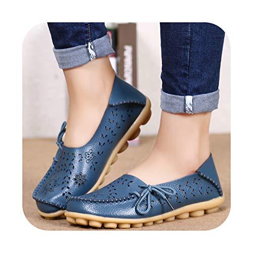 Women Flats Shoes Ballet Flat Loafers,Light