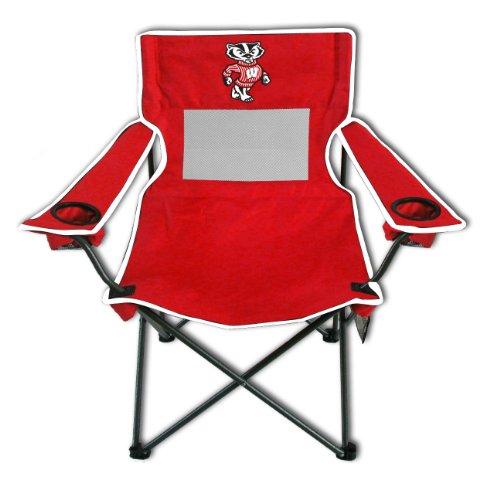 NCAA Monster Mesh Chair NCAA Team: Wisconsin