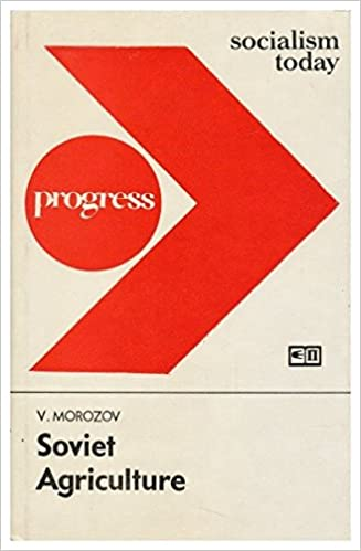 Téléchargements Ebooks pour iPad Soviet Agriculture / V. Morozov ; Translated from the Russian by Inna Medova B002CVSL60 PDF ePub