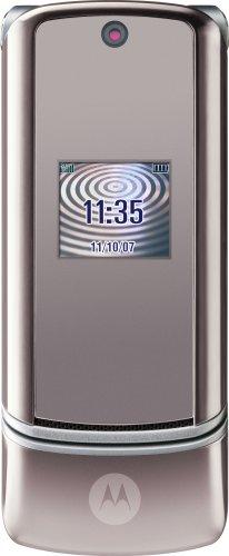 (Motorola KRZR K1 Silver Phone (T-Mobile))