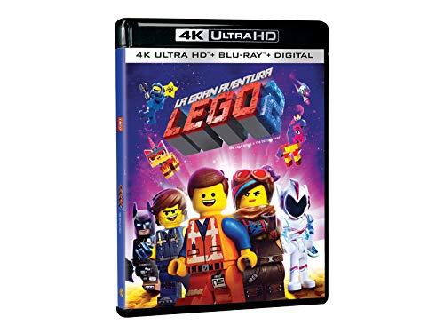 - LEGO Movie 2, The: The Second Part (UHD/BD) [Blu-ray]
