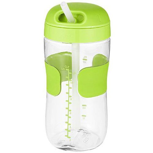 OXO Tot Twist Lid Straw Cup (11 oz.) - Green by OXO