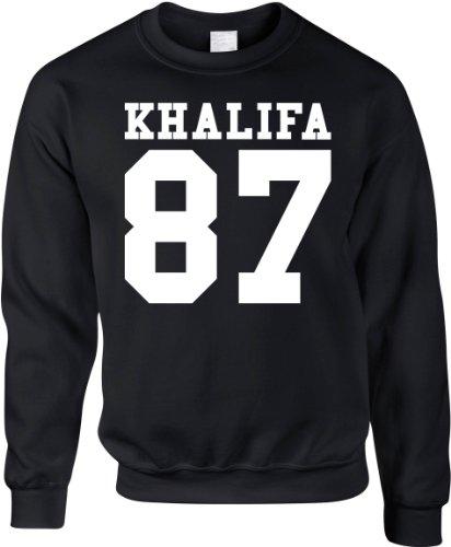 Khalifa 87 Sweater Black