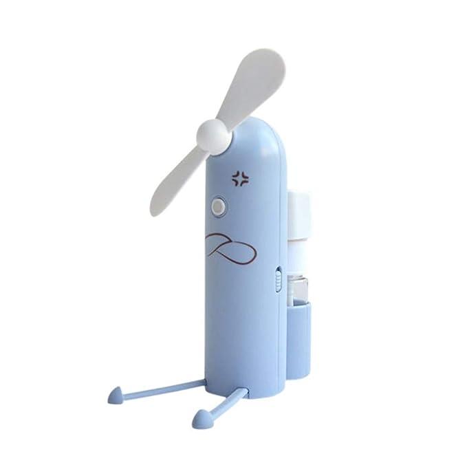 Ventilador Usb, Chshe TM, Mini Ventilador Usb Con Botella De Agua ...