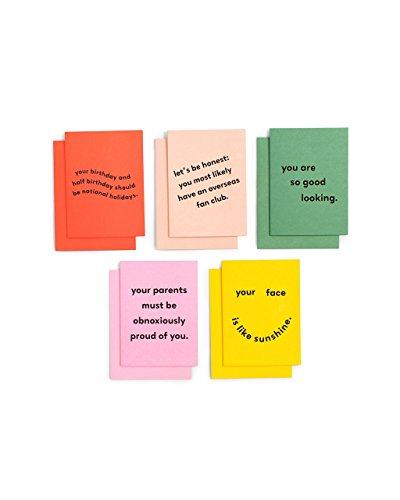 ban.do Greeting Card Set - - Ban 200